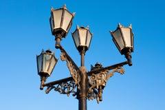Old-fashioned lantern Stock Image