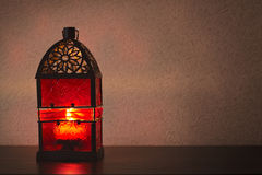 Old fashioned lantern Stock Image