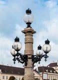 Old-fashioned lantern Royalty Free Stock Photos