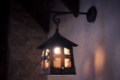 Old fashioned lantern Royalty Free Stock Photography