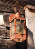 Old fashioned light Stock Photo