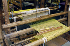 An old fashioned loom Royalty Free Stock Photography