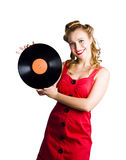 Old fashioned music Stock Photography