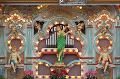 Old Fashioned Music Organ Stock Image
