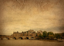 Free Old-fashioned Paris France Royalty Free Stock Photography - 11327497