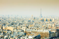 Old-fashioned paris Stock Photos