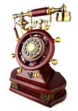 Old-fashioned Phone Royalty Free Stock Image