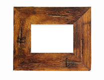 Old fashioned picture frame Royalty Free Stock Image