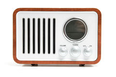 Old fashioned radio royalty free stock images