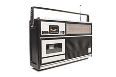 An old fashioned radio Royalty Free Stock Image