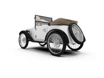 Old fashioned retro car Stock Photography