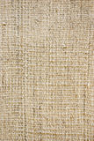 Old-fashioned rustic homespun cloth as background Stock Photo