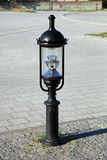 Old fashioned street lamp Royalty Free Stock Image
