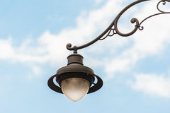 Old fashioned Street lamp Stock Photo