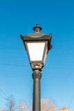 Old-fashioned street lamp Stock Photography