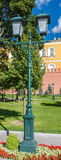 Old-fashioned street lamp Royalty Free Stock Photos