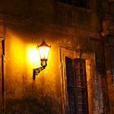 Old fashioned street light Royalty Free Stock Photos