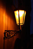 Old fashioned street light Royalty Free Stock Image