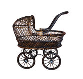 Old Fashioned Stroller Stock Image