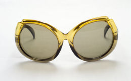 Old fashioned sunglasses Royalty Free Stock Images