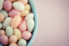 Old fashioned sweets Stock Photography