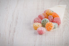 Old fashioned sweets Royalty Free Stock Photography