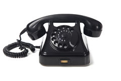Old fashioned telephone Royalty Free Stock Images
