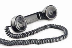 Old Fashioned Telephone Handset royalty free stock photo