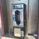 Old fashioned telephone Royalty Free Stock Image