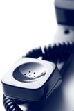Telephone receiver Royalty Free Stock Photography