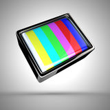 TV screen Royalty Free Stock Images
