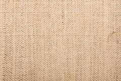 Old fashioned textile texture Stock Image