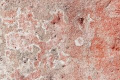 Old fashioned wall. Old fashioned texture. Grunge background - retro wall surface stock images