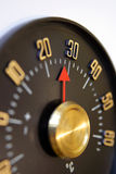 Old fashioned thermometer Royalty Free Stock Image