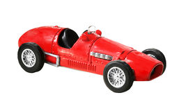 Old fashioned toy car Royalty Free Stock Photos