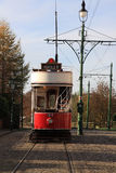Old Fashioned Tram Stock Photos