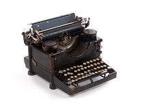 Old fashioned typewriter Stock Image