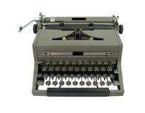 Old Fashioned Typewriter Royalty Free Stock Photo