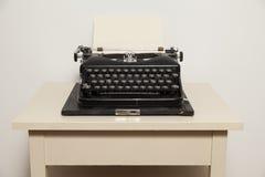 Old-fashioned typewriter Royalty Free Stock Photos