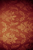 Old-fashioned wallpaper. A grungy old fashioned wallpaper stock image