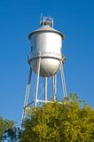 Old-fashioned water tower Stock Photo