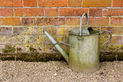 Old fashioned watering can Stock Photos