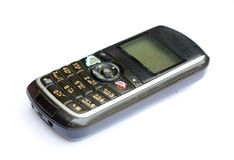 The old mobile phone Stock Image