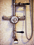 Old faucet Royalty Free Stock Photography