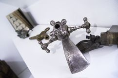 Old faucet Royalty Free Stock Image