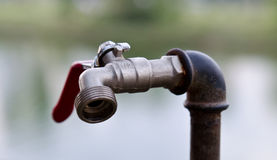 Old Faucet Stock Images