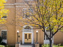 Old federal courthouse, Durango, Colorado Royalty Free Stock Photography
