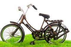 Old female bike Stock Photos