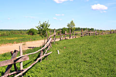 Old fence Royalty Free Stock Images