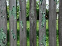 Old fence Royalty Free Stock Photography